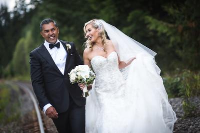 Rebecca & Bareq Wedding September 6th 2015 - Whistler