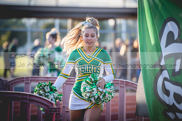 2019 September 6: Tumwater v Timberline Varsity Football