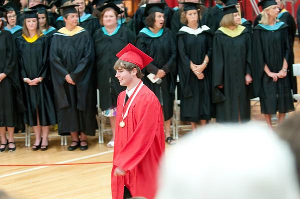 2012 Beechwood Graduation