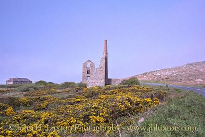 Carn Galver Mine, Cornwall