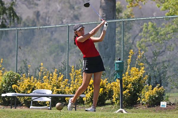 SCIAC Golf Championships - WOMEN - 4-22-18 - DAY 1