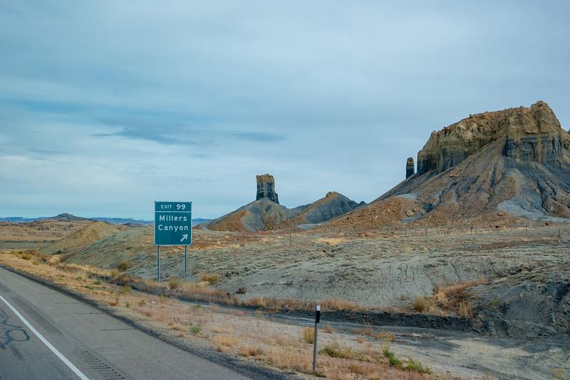 Utah I-70