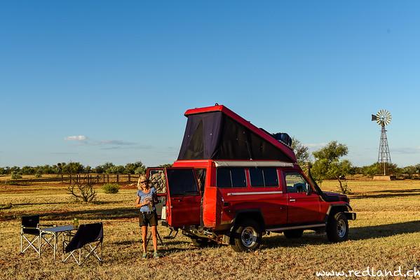 Simpson Desert - Townsville