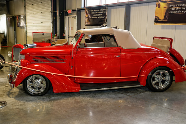 Branson Auto and Farm Museum-Auto Selections