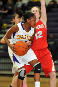 02/14/2012 - Cape Henry Collegiate School @ Norfolk Christian HS / Varsity Girls Basketball