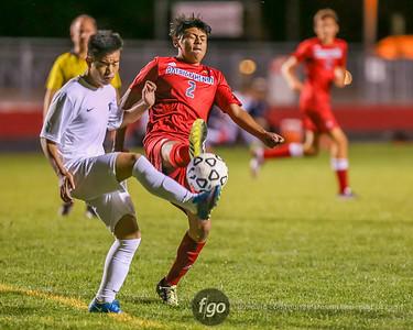 9-13-16 Hmong Academy Warriors v Minneapolis Patrick Henry Patriots Boys Soccer