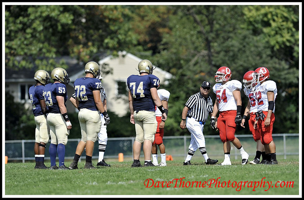 Football - Freehold Boro vs Ocean  Sept 2010