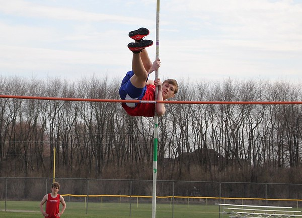 West Noble vs. Wawasee Boys/Girls track 3/30/2021