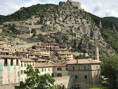 FRANCE - ENTREVAUX