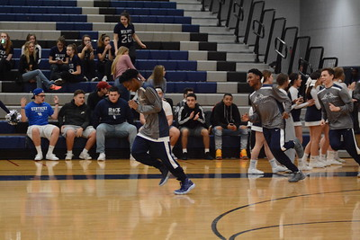 OE Varsity Boy Basketball Vs Plainfield East 2018