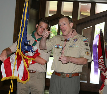 Eagle Ceremony 7/13/2014