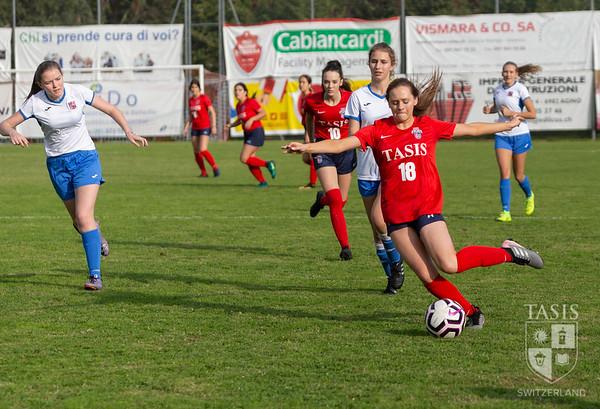 TASIS Family Weekend - Girls Varsity Soccer vs ASM
