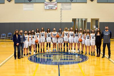 CBCS BB Girls Team 2021