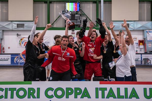 Finale 1°/2° posto: HC Valdagno vs Montecchio Precalcino