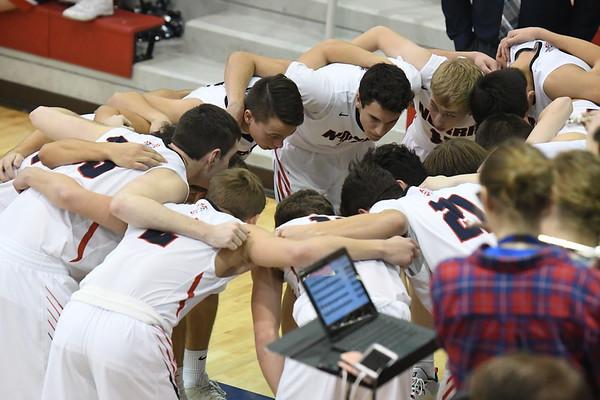 Varsity Boys Basketball vs Northwest