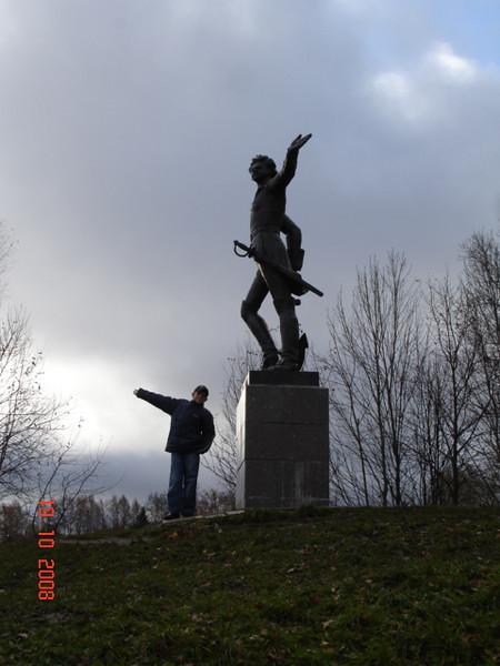 2008-10-19 П-Залесский Ботик Петра-I
