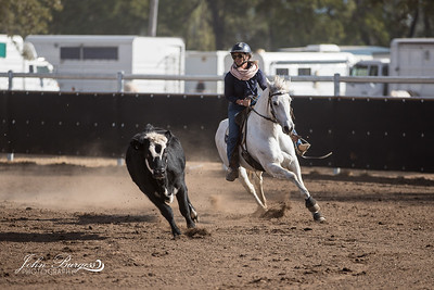 Coonamble Campdraft 2018 - Ladies