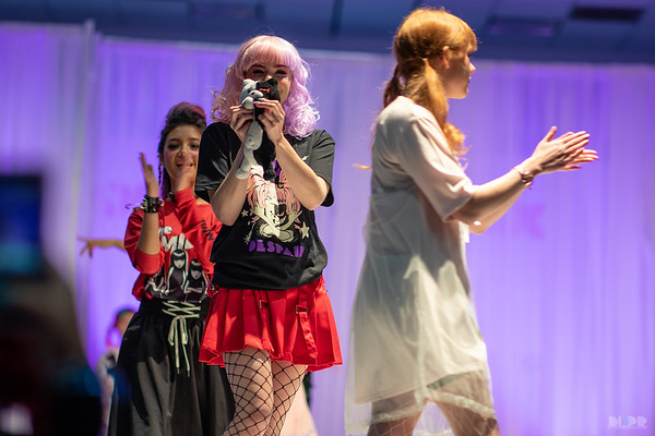 Anime Expo 2018 Fashion Show