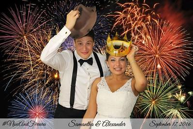 Samantha & Alexander's Wedding