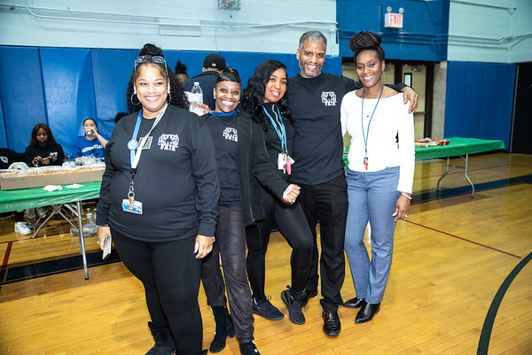 GEAR UP Hempstead High School College Fair