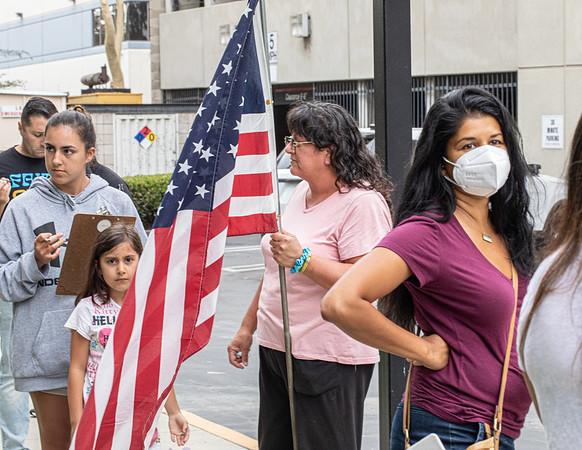 Long Beach School Board Anti-Maskers