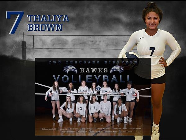 THALIYA BROWN