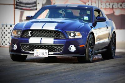Dallas Raceway Test N Tune 10-20-2012