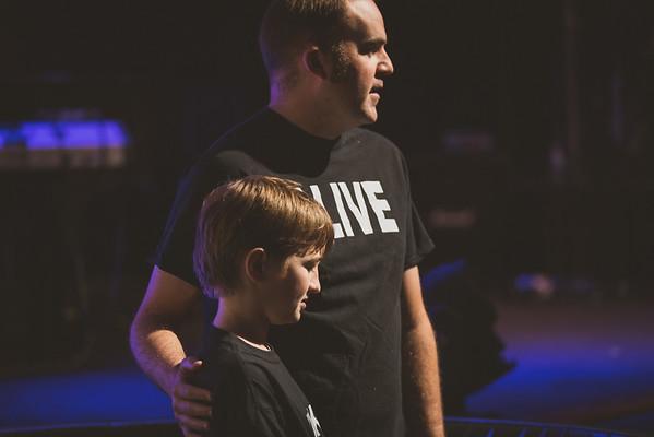 Sullivan Hargrove Baptism