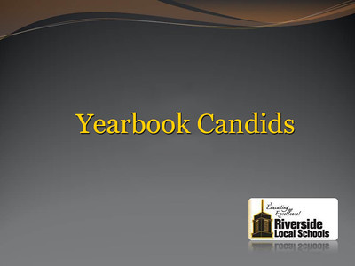 Yearbook Candid Photos