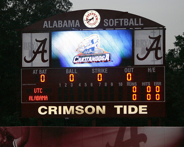 UTC vs Alabama