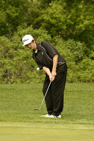 DIII Regional Golf (Luther) BG11