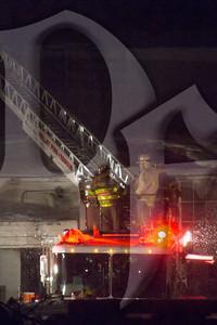 Building Fire - Brockport, NY
