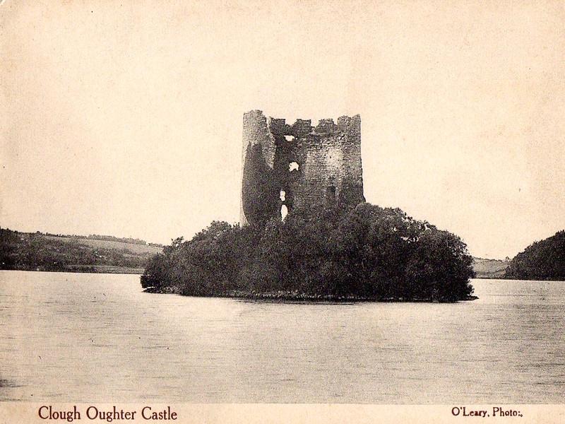 Clough Oughter Castle
