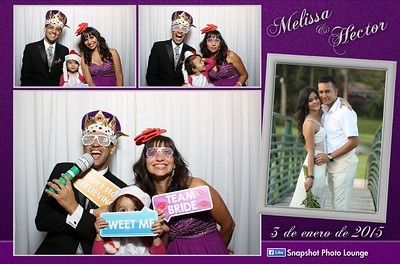 Melissa & Hector's Wedding - January 3rd, 2015
