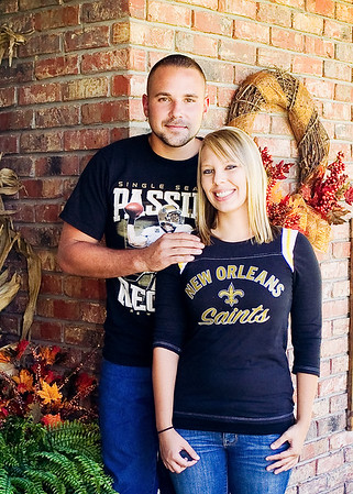 Russ & Brittany Sept 2012