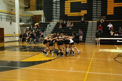 2009-10-13 Varsity vs Troy