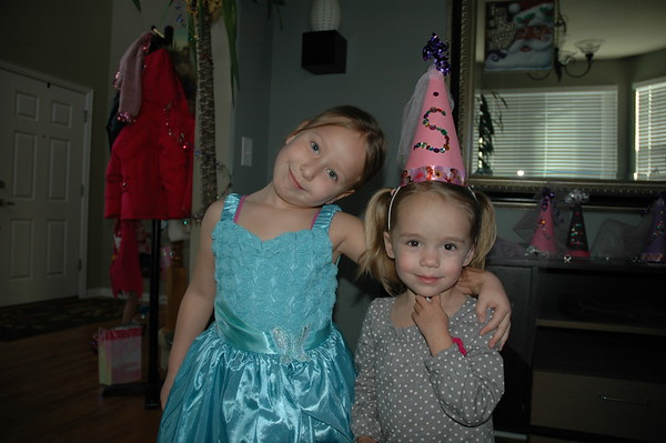 2010/12 - Princess Daniella's Birthday
