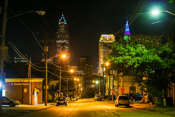 Streets of Cleveland