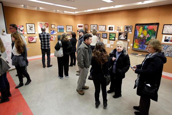 Berkshire County High School Art Show-020715