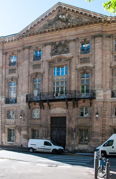 Marseille, France: Hotel de Ville, historic City Hall