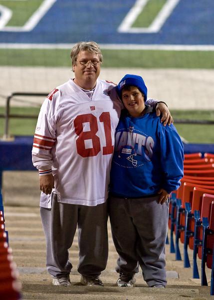 NY Giants vs Arizona Cardinals  10-25-09