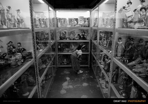 A Visit to Penang Toy Musuem