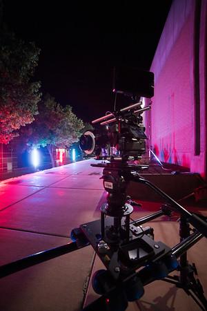 DSU Films night shoot