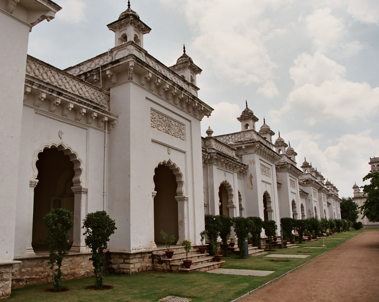 Guests quarters in the Chowmahalla palace