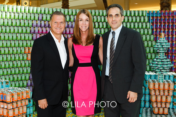 CANstruction Reception