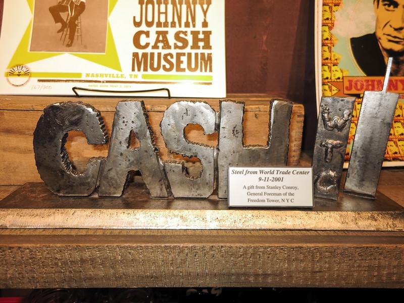 Nashville - Johnny Cash Museum