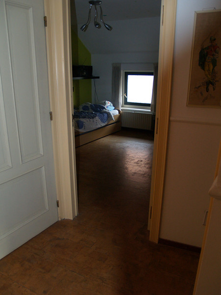 Slaapkamer 4 entree