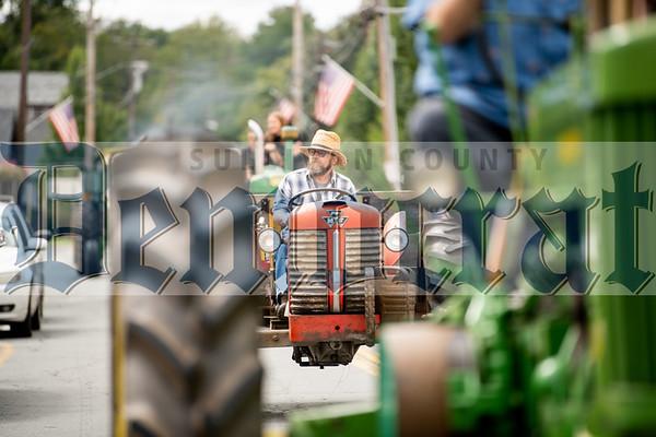 Jeff Tractor Parade 2020