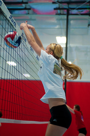 A5 VOLLEYBALL SAMPLEs