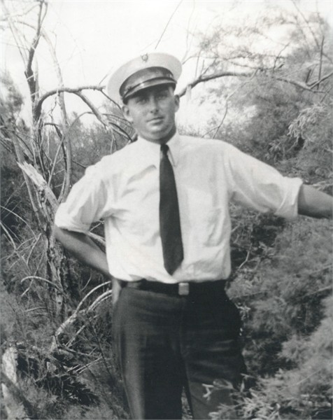 Myron Fox, Freeport, Texas. Myron served in the U.S. Coast Guard.
